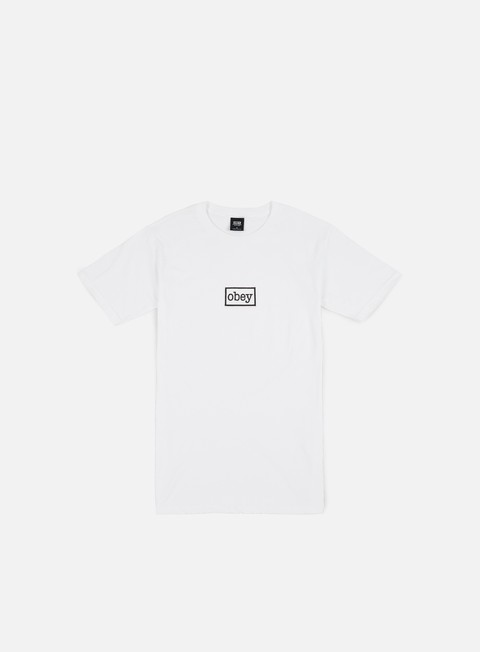 Sale Outlet Short Sleeve T-shirts Obey Obey Typewritter T-shirt