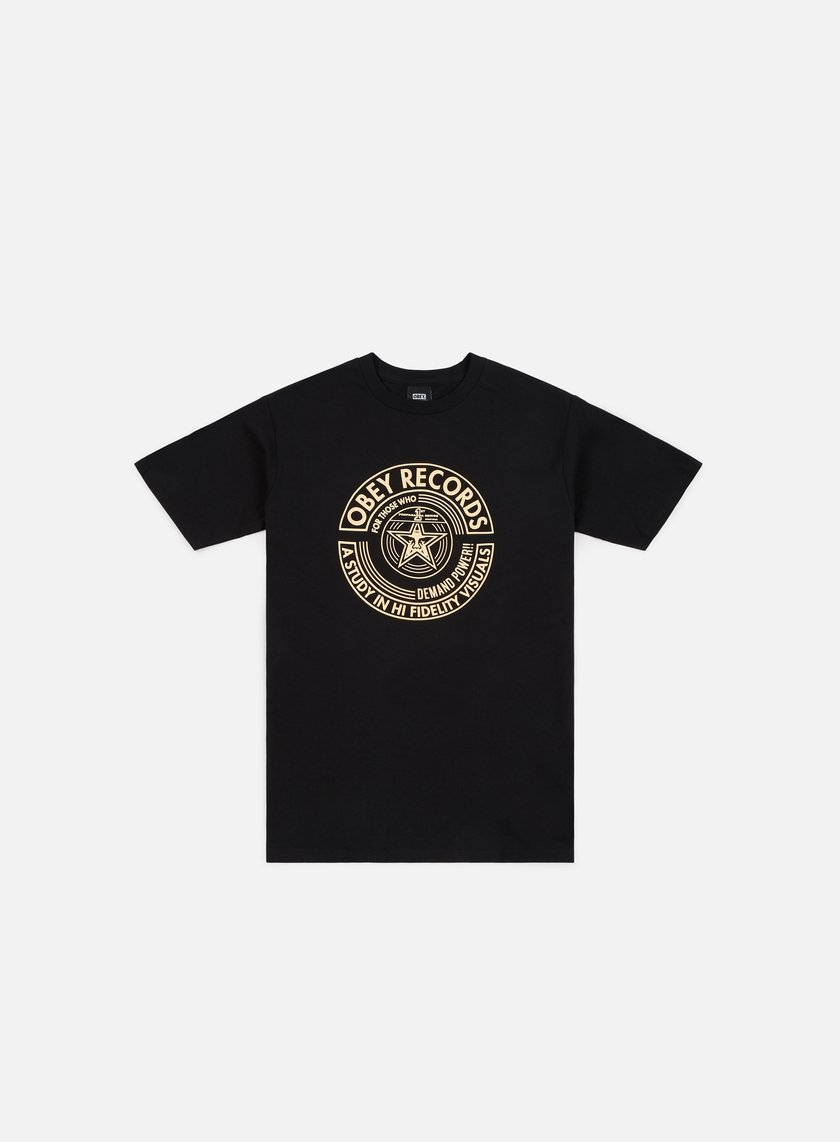 Obey Obey Visual Fidelity T-shirt