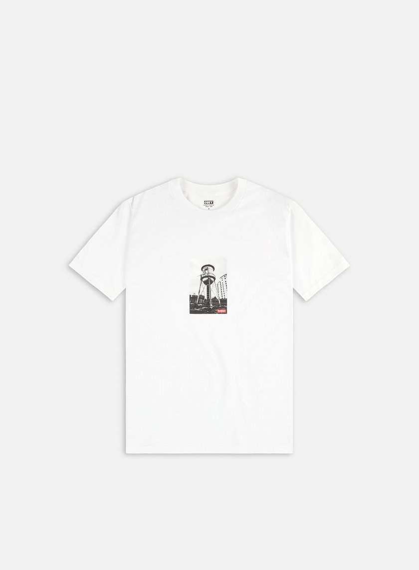 Obey Obey Water Tower Photo Classic T-shirt