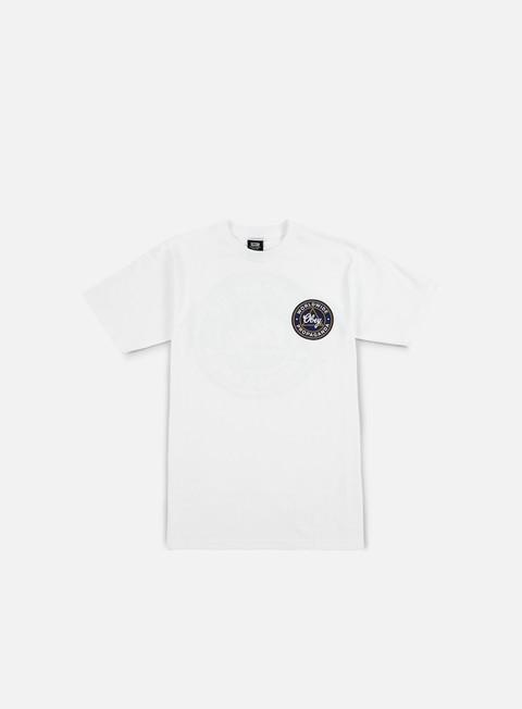 Outlet e Saldi T-shirt a Manica Corta Obey Obey Worldwide Propaganda T-shirt