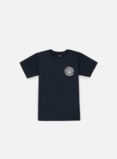 Obey - Obey Worldwide Seal T-shirt, Navy 1
