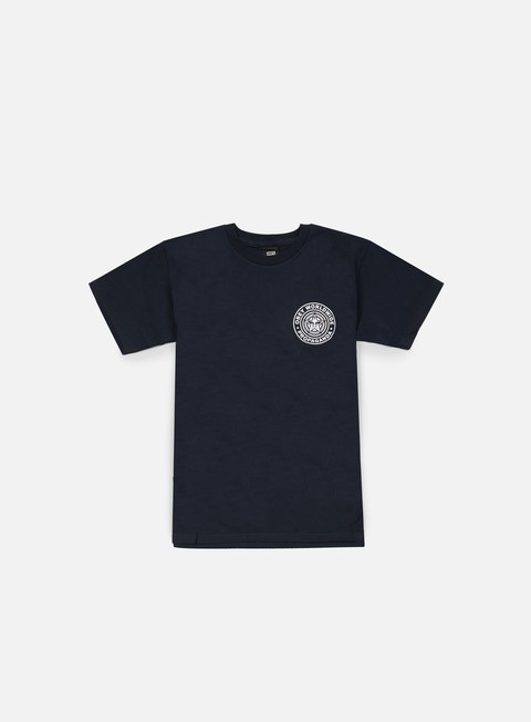 t shirt obey obey worldwide seal t shirt navy