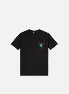 Obey - Obey Wreaking Crew Basic T-shirt, Black