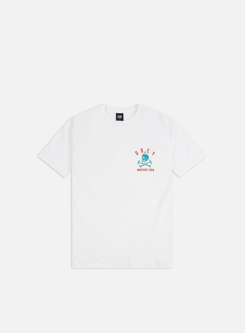 Obey Obey Wreaking Crew Basic T-shirt