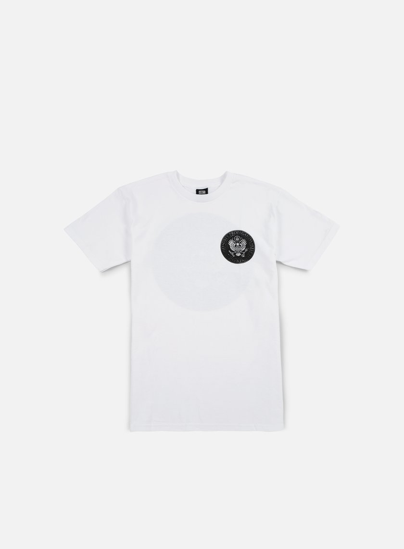 Obey - Oil Eagle T-shirt, White