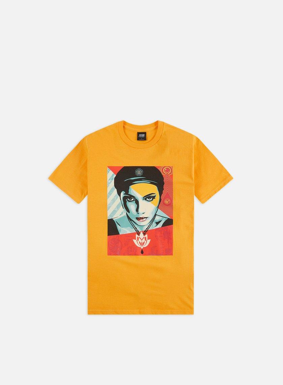 Obey Oil Lotus Woman Basic T-shirt