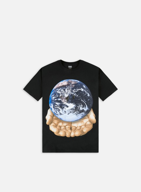 Short Sleeve T-shirts Obey Our Planet Is In Your Hands Heavyweight T-shirt
