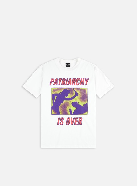 T-shirt a manica corta Obey Patriarchy Is Over Heavyweight T-shirt