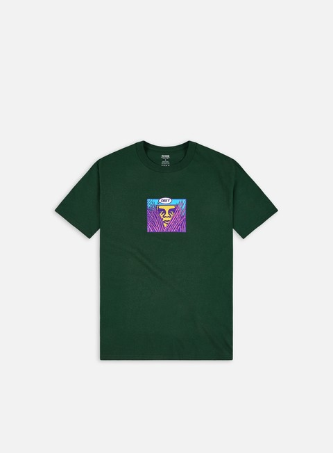 T-shirt a Manica Corta Obey Peek Classic T-shirt