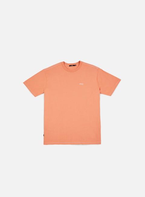 T-shirt a Manica Corta Obey Pressure Box T-shirt