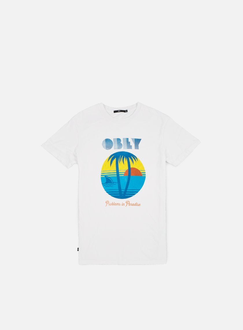Obey Problems In Paradise T-shirt