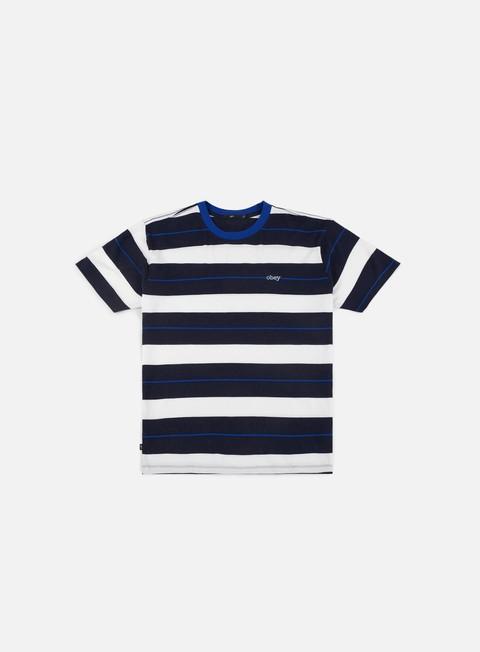 Sale Outlet Short sleeve T-shirts Obey Program Box T- shirt
