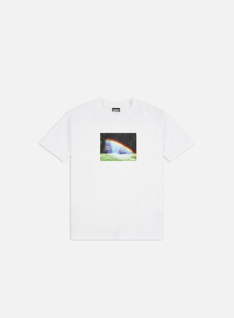 T-shirt a Manica Corta Obey Rainbow Heavyweight T-shirt