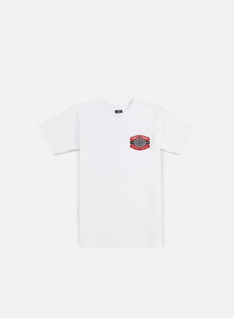 t shirt obey retinal delivery t shirt white