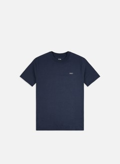 Obey - Scale Tipping Shepard Classic T-shirt, Navy