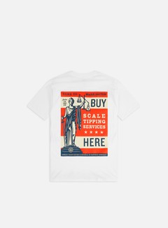 Obey Scale Tipping Shepard Classic T-shirt