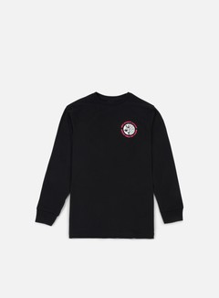 Obey - Security Services LS T-shirt, Black 1