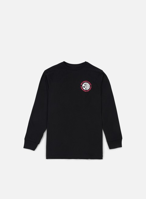 Sale Outlet Long Sleeve T-shirts Obey Security Services LS T-shirt