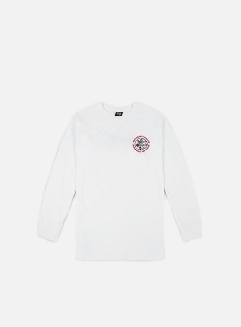 Outlet e Saldi T-shirt a manica lunga Obey Security Services LS T-shirt