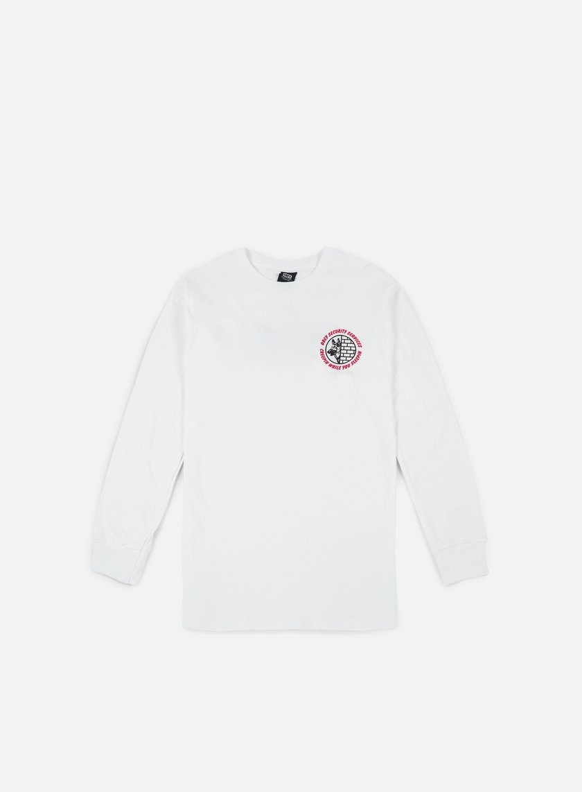 Obey Security Services LS T-shirt