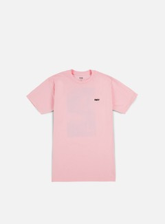 Obey - Smokes Once Artist T-shirt, Pink 1
