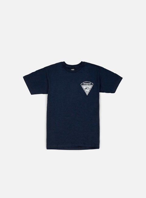 t shirt obey society of destruction t shirt navy