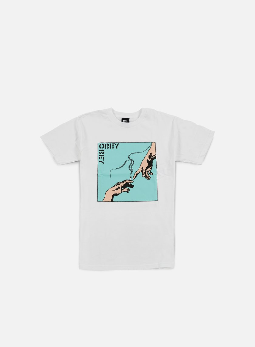 Obey - Spark Of Life T-shirt, White