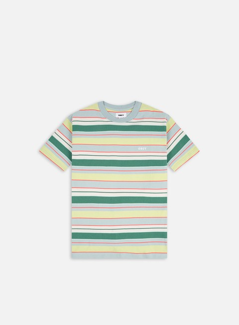 Short Sleeve T-shirts Obey Staple T-shirt