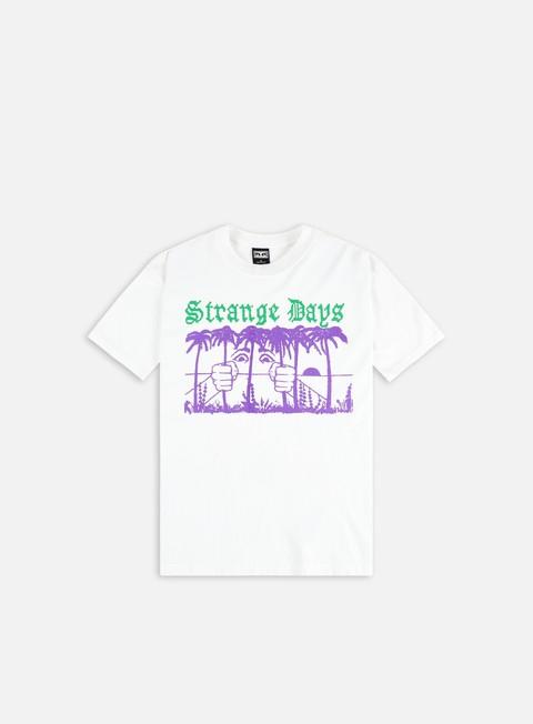 T-shirt a manica corta Obey Strange Days Heavyweight T-shirt