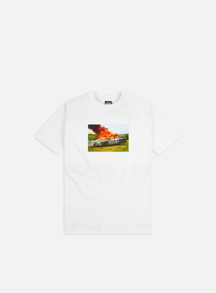 Obey The Suburbs Heavyweight T-shirt