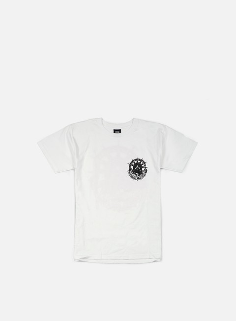 T-shirt a Manica Corta Obey Trouble Breathing T-shirt