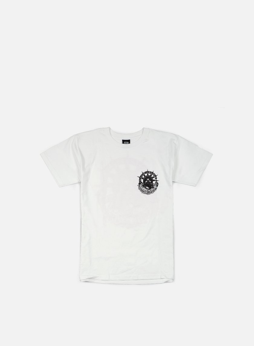 Obey - Trouble Breathing T-shirt, White