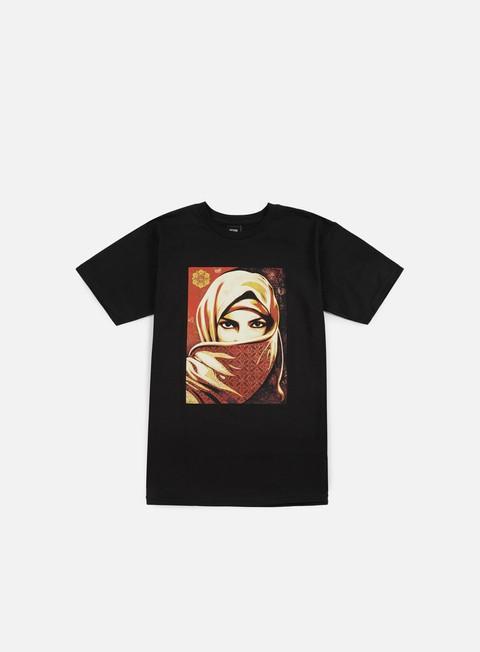 Short Sleeve T-shirts Obey Universal Personhood 2 T-shirt