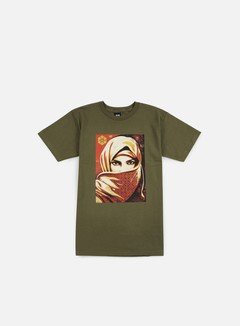 Obey - Universal Personhood 2 T-shirt, Military Olive