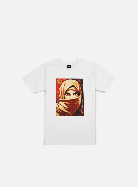 Short Sleeve T-shirts Obey Universal Personhood 2 T-shirt