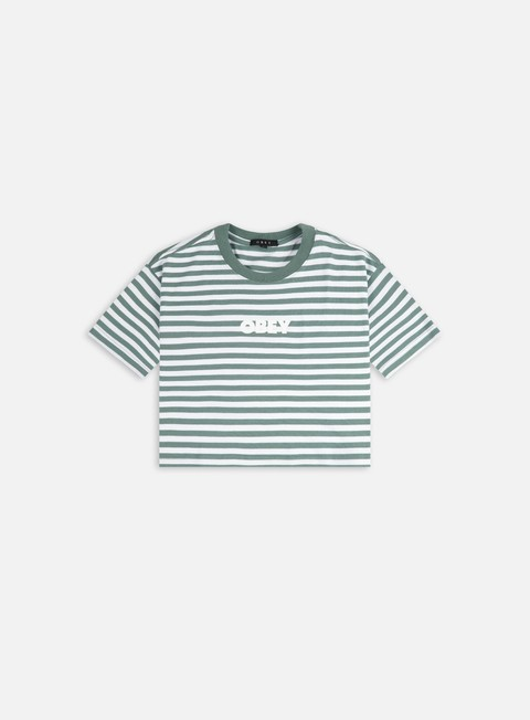 T-shirt a manica corta Obey WMNS Brody Top T-shirt