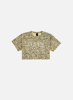 Obey WMNS Novel Obey 2 Printed Jess Cropped T-shirt