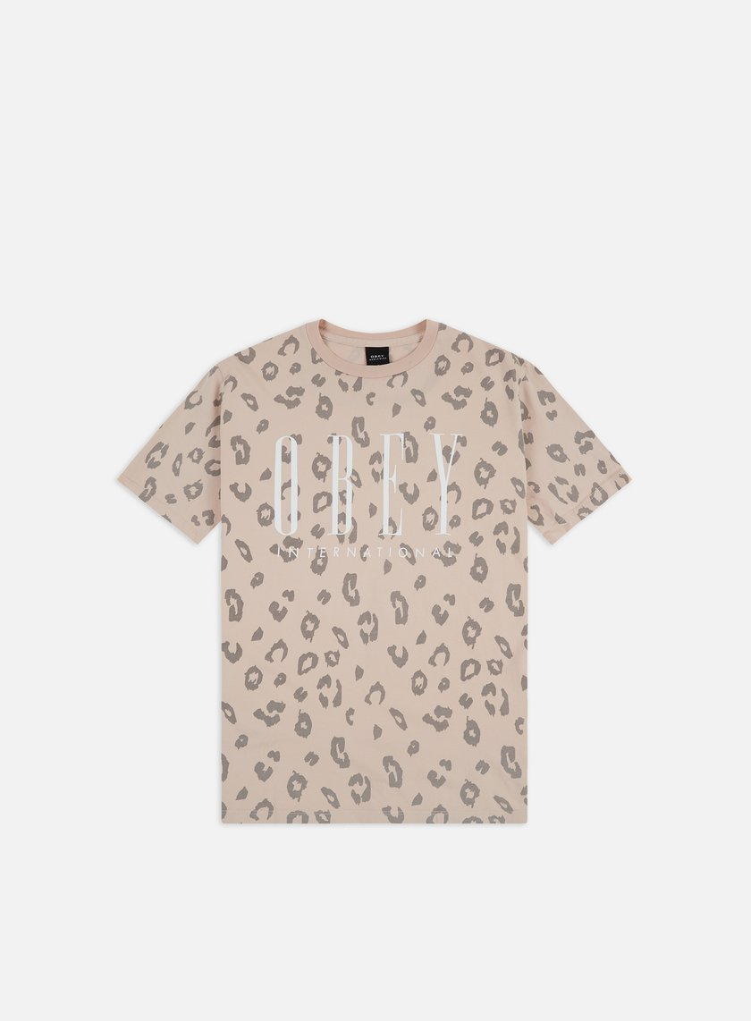 Obey WMNS Obey International New Printed Choice T-shirt