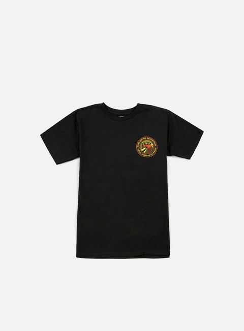 t shirt obey worldwide decontrol t shirt black
