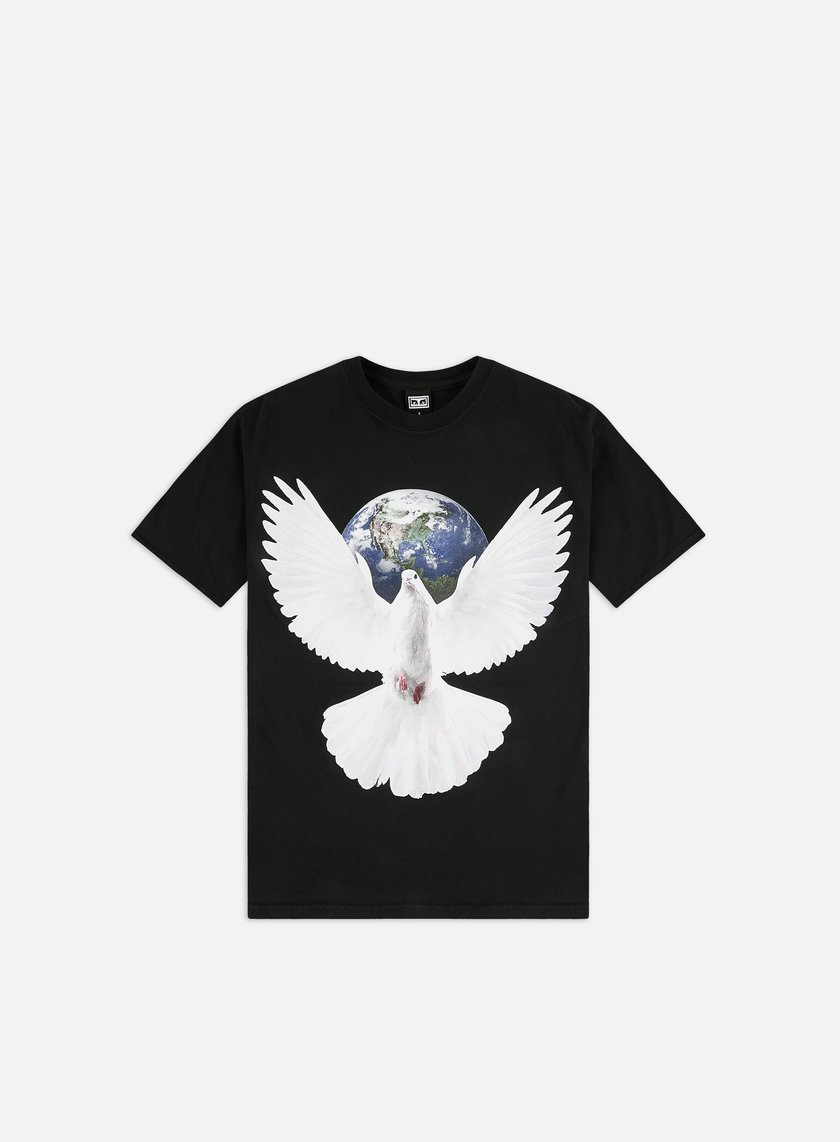 Obey Worldwide Peace Heavyweight Classic Box T-shirt