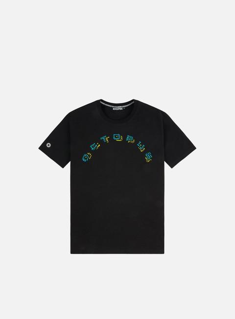 Outlet e Saldi T-shirt a Manica Corta Octopus Fingerz Logo T-shirt