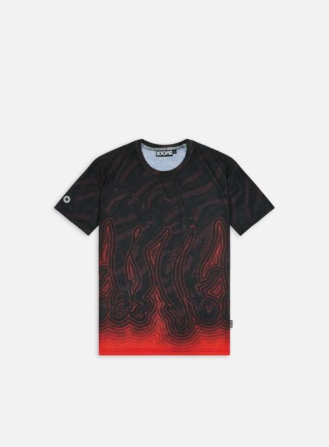 T-shirt a manica corta Octopus Octopus Abyss T-shirt