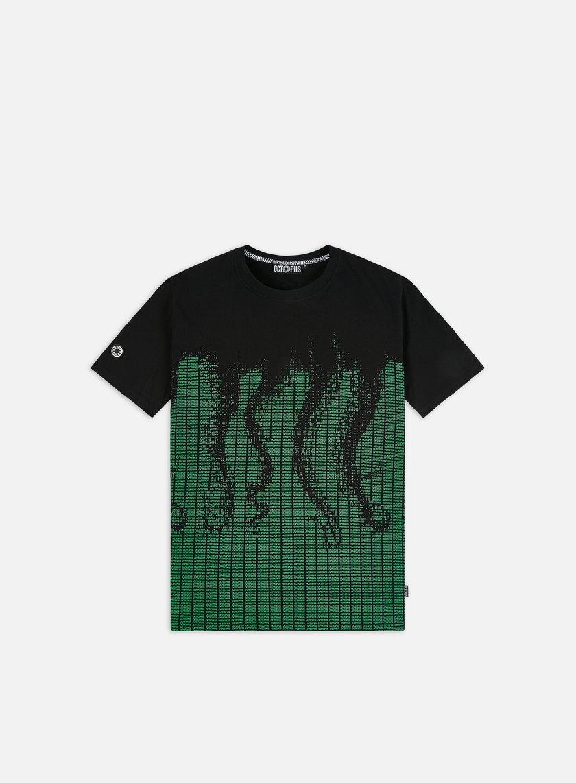 Octopus Octopus Ascii T-shirt