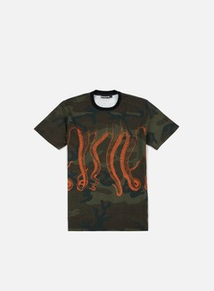 Octopus - Octopus, Camo/Orange Out