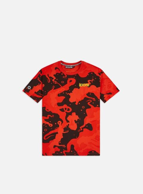 Octopus Octopus Camo T-shirt