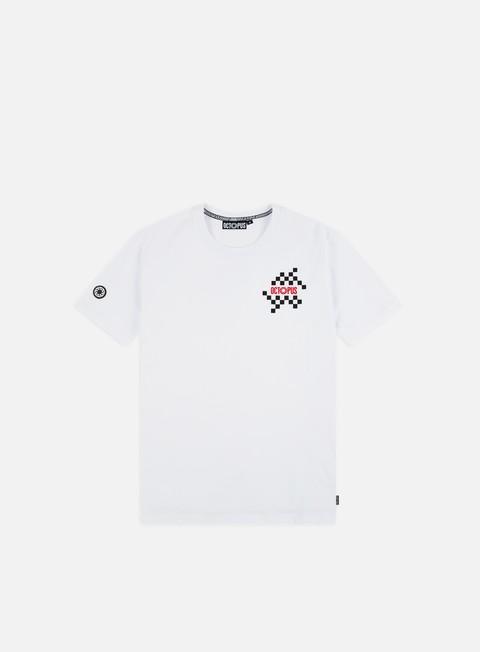 Outlet e Saldi T-shirt a Manica Corta Octopus Octopus Checkered Logo T-shirt