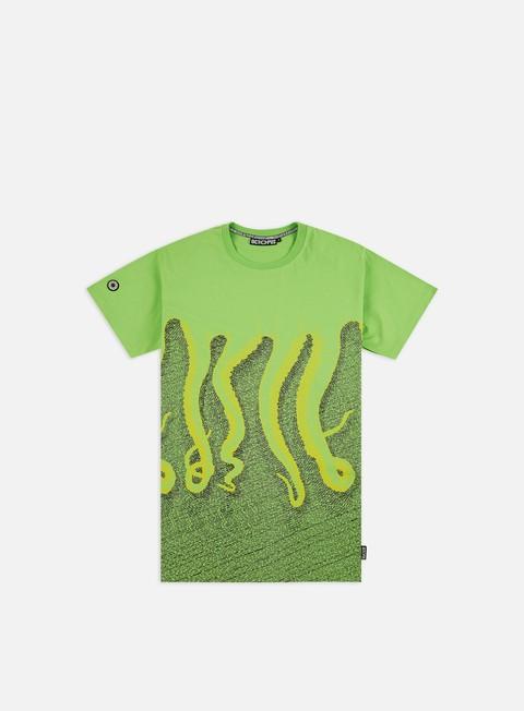 T-shirt a Manica Corta Octopus Octopus CNC T-shirt