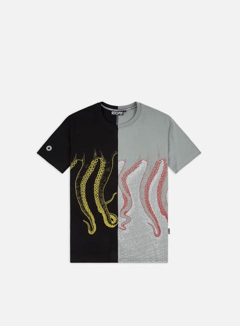 T-shirt a Manica Corta Octopus Octopus Half T-shirt