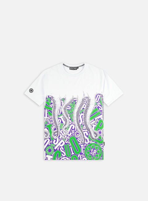 T-shirt a manica corta Octopus Octopus Letterz T-shirt