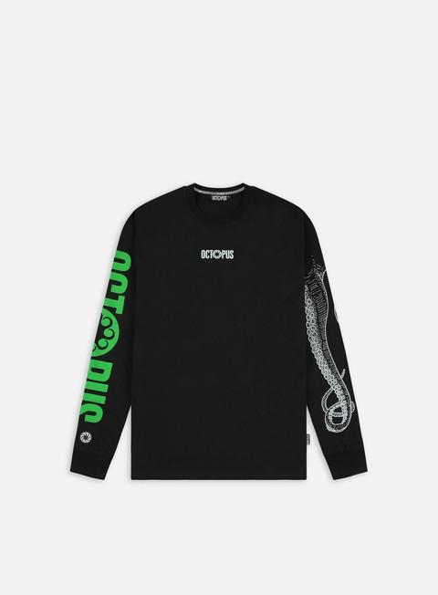 Long Sleeve T-shirts Octopus Octopus Logo LS T-shirt